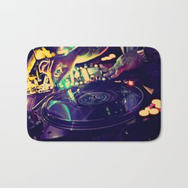 At Nightclub Bath Mat