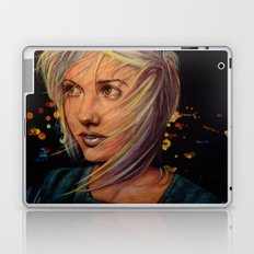 Wind Speaks While the City Sleeps (VIDEO IN DESCRIPTION!) Laptop & iPad Skin