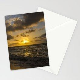 Golden Sunrise by Teresa Thompson Stationery Cards
