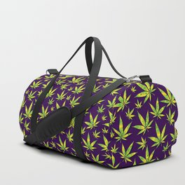 OG Kush Pattern Duffle Bag