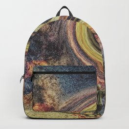 Go Back To The Old Days Backpack