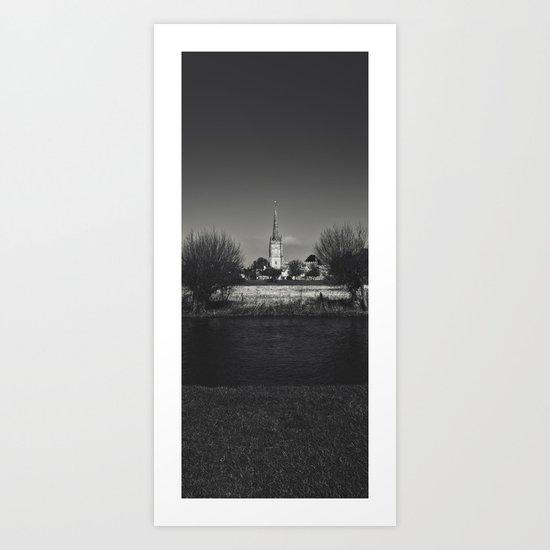 dark ages... Art Print