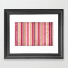 Acid Lolipops Framed Art Print