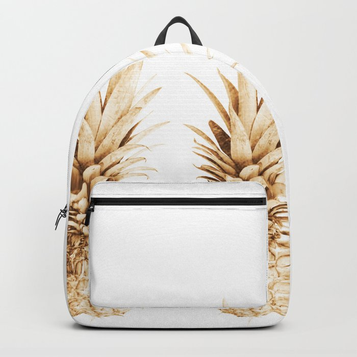 Pineapples and illusion Backpack
