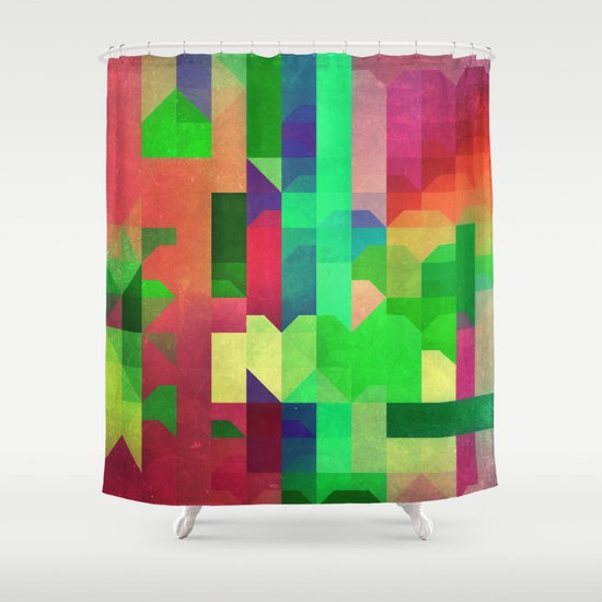 prynsyss Shower Curtain