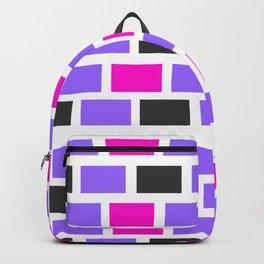 Building pattern Backpack