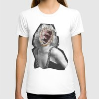 geode T-shirts featuring Geode Marilyn by hunnydoll