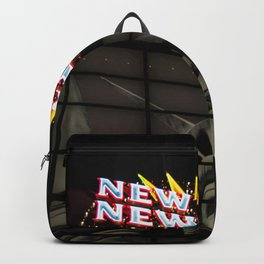 New York New York Backpack