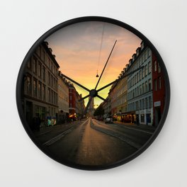 Another Great Day Wall Clock