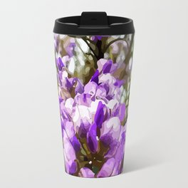 Mountain Laurel Travel Mug