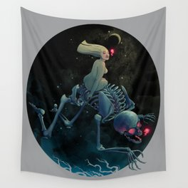 Midnight Traveler Wall Tapestry