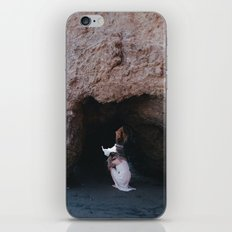 The mermaid that lost her tail iPhone & iPod Skin