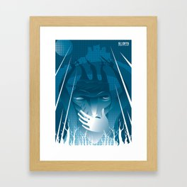 Macbeth and the Witches Framed Art Print