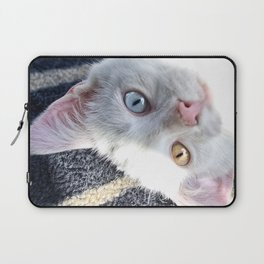 Beautifully Odd  Laptop Sleeve