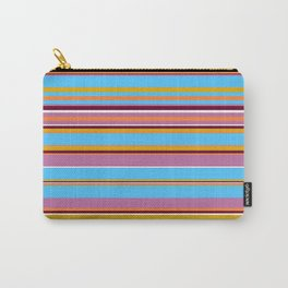 Stripes-011 Carry-All Pouch