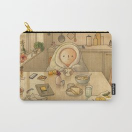 Afternoon Tea Carry-All Pouch