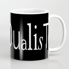 Individualist Coffee Mug