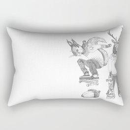 F*** your christmas Rectangular Pillow