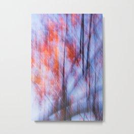Autumn Motif 2 Metal Print