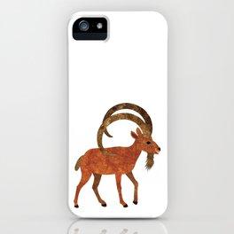 Ibex iPhone Case