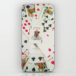 Cards iPhone Skin