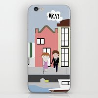 tfios iPhone & iPod Skins featuring Amsterdam (TFIOS) by Natasha Ramon