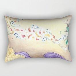 Autumn Faerie Rectangular Pillow
