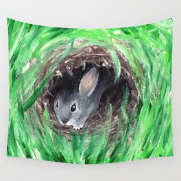 Hiding Willow Wall Tapestry