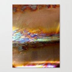 copper blaze Canvas Print