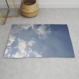 Cloudwatching Rug