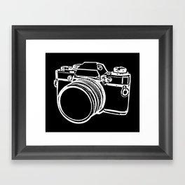 Camera 1 Framed Art Print
