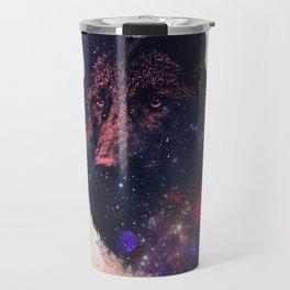 Universal Wolf Travel Mug