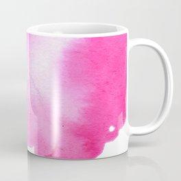 Pink Watercolour Coffee Mug