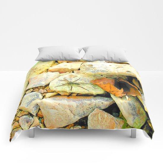 Arachnid Surprise Comforters