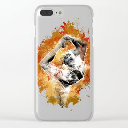 Lucy´s Dance Clear iPhone Case