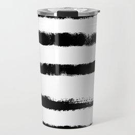 Brush stroke - 02 Travel Mug