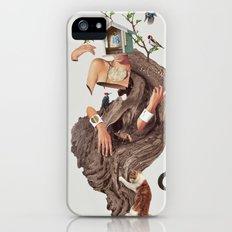 House No.18 iPhone (5, 5s) Slim Case