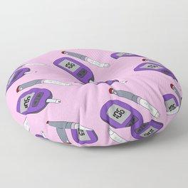 Sugar Free Floor Pillow