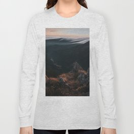 Evening Mood - Landscape and Nature Photography Long Sleeve T-shirt
