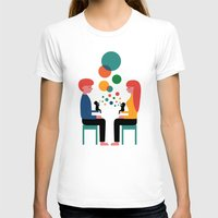 child T-shirts featuring Soul Communication by Andy Westface