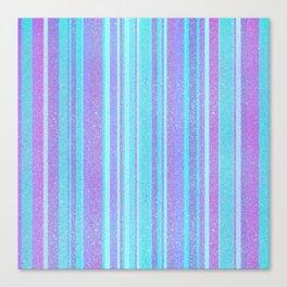 Pastel Lines Canvas Print