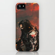 Blood in the Breeze iPhone (5, 5s) Slim Case