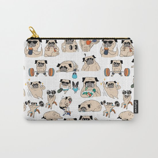 Pugsgym Carry-All Pouch