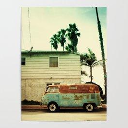 Rusty Van Poster