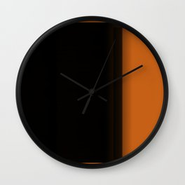 Front Door (Smoothed) Wall Clock