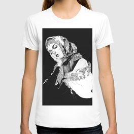 Lady Russia. Yury Fadeev© T-shirt