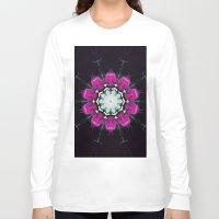 neon Long Sleeve T-shirts featuring Neon by IowaShots