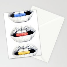 Medicate. Stationery Cards