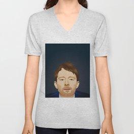 Thom Yorke  Unisex V-Neck