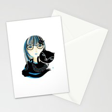 Ana, Theodor and Lulú Stationery Cards